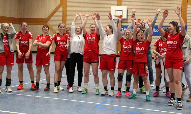 Frauen gegen TG Höchberg II