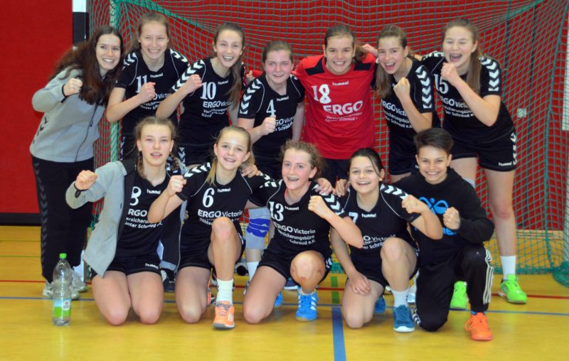 C-Jugend erfolgreich in Eibach