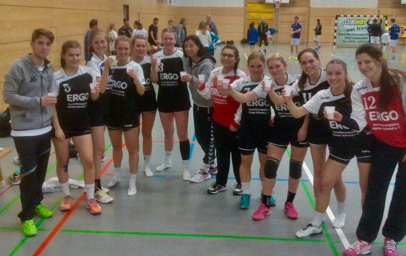 FrauenII-Meisterschaft in Schweinfurt
