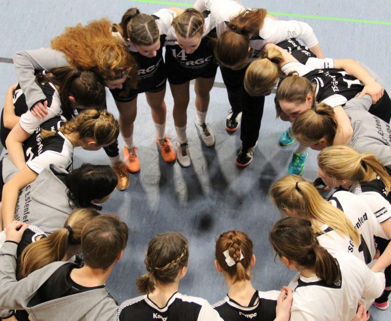 Frauen II-Mannschaft der TSG Estenfeld